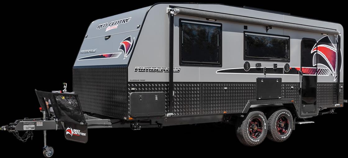 Red Centre Caravan - KIMBERLEY