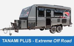 Red Centre Caravans - TANAMI PLUS